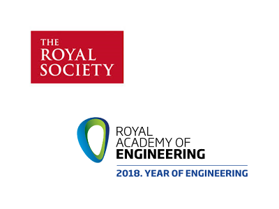 New CRAC research projects for Royal Society and Royal Academy of Engineering